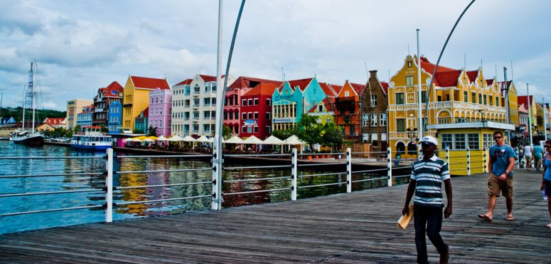 Willemstad - Historic Port Capital © Bea Knipstein